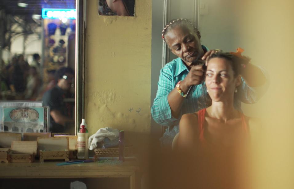 Pese a que en privado muchos cubanos lamentan que no haya mejora en su c...