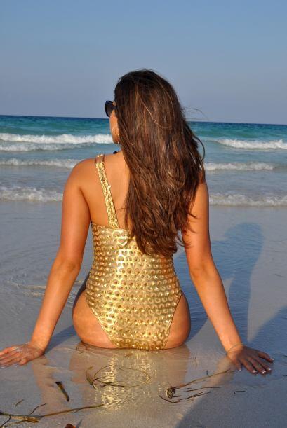 En Nuestra Belleza Latina el físico es solo uno de los componentes que s...