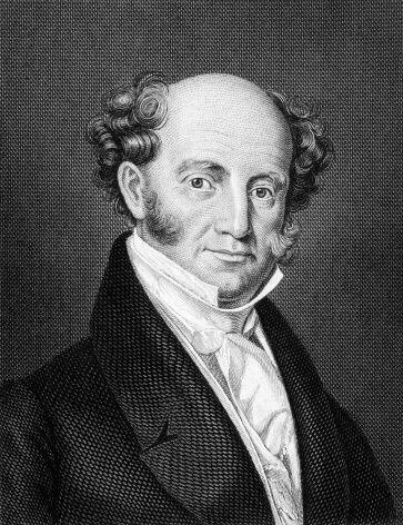 # 8- Martin Van Buren. Mandato desde 4 de marzo de 1837 hasta 4 de marzo...