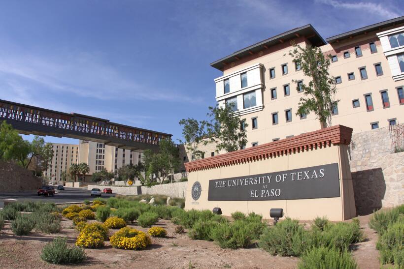 3) University of Texas, El Paso TX | Total de bachilleratos otorgados: 6...