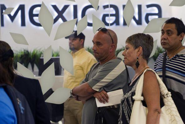 Este 28 de agosto se cumplen tres años sin Mexicana de Aviaci&oac...