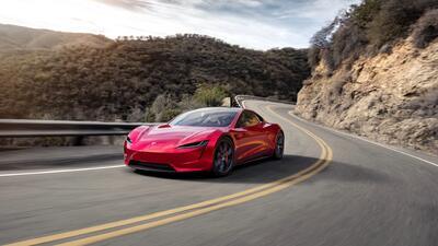 Todo lo que sabemos del Tesla Roadster, el 'mata-Ferraris' que no contamina