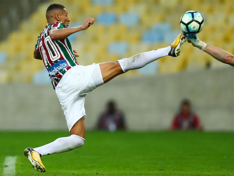 El joven Richarlison, del Fluminense, daría el salto a la Premier League...