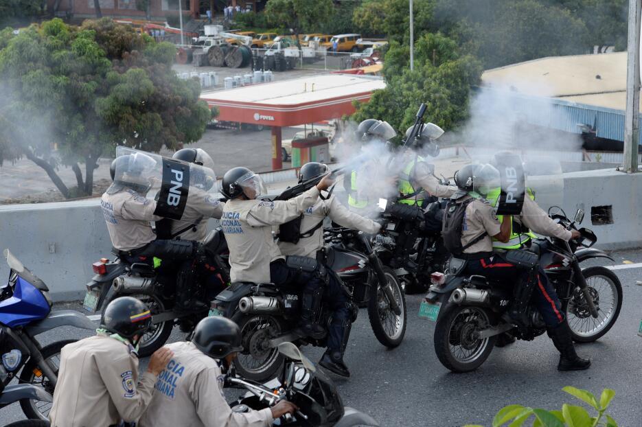 Venezuela Trancazo