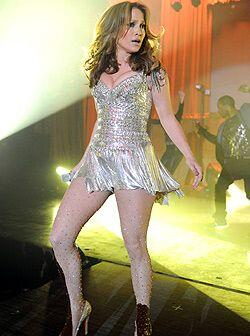 La explosión de luz, música y belleza de J-Lo fue un instante inolvidabl...
