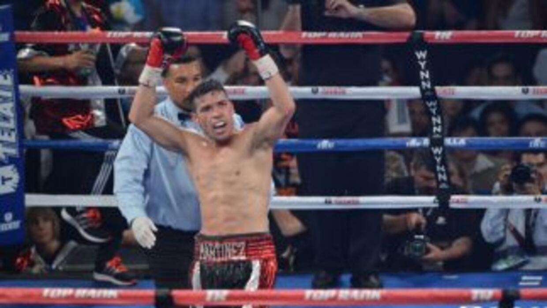 Sergio Martínez fue nombrado boxeador del mes por su triunfo sobre Julio...