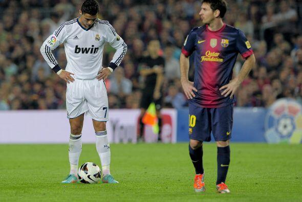 (Con información de EFE) El argentino del Barcelona Lionel Messi es el f...