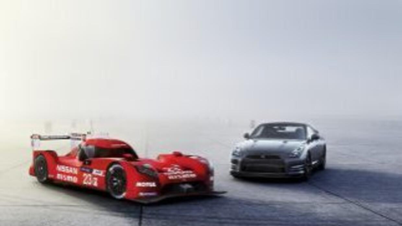 Nissan GT-R LM NISMO y el Nissan GT-R