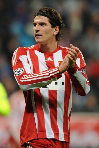 Gómez luchó todas y logró su merecido premio, el gol del triunfo.
