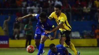 Jamaica sumó sus primeros tres puntos en el Grupo B.