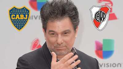 """Andrés Calamaro y el Boca-River de Libertadores: """"Tan importante como el hundimiento del Titanic"""""""