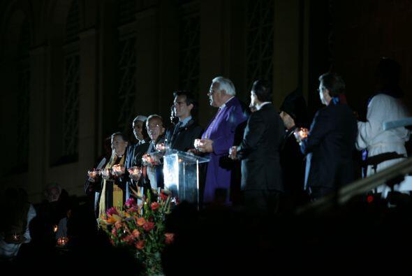 """""""E pluribus unum. De muchos, somos uno"""" dijo el presidente del Concejo d..."""