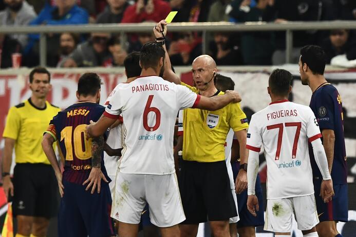 Barcelona resignado: empató sin goles con Olympiacos y aplazó su clasifi...