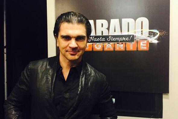 El cantante colombiano Juanes.