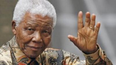 El ex presidente sudafricano Nelson Mandela cumple este viernes una sema...