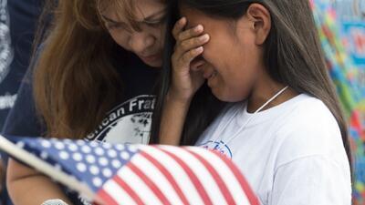 Si firmas una salida voluntaria, pierdes tu derecho de permanecer en EEUU