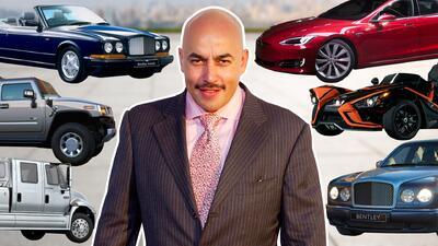 Por esta razón Lupillo Rivera no repartirá sus carros con su exmujer