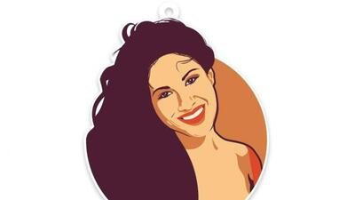 ¡Selena regresó!... En forma de aromatizantes para auto, y ahora puedes...
