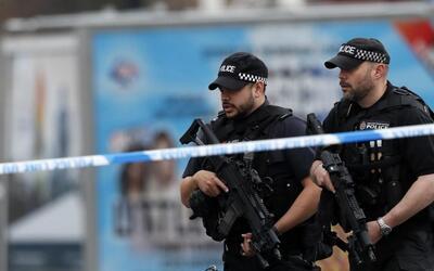 """Jefe de la policía de Manchester: """"Es bien claro que es una red lo que e..."""