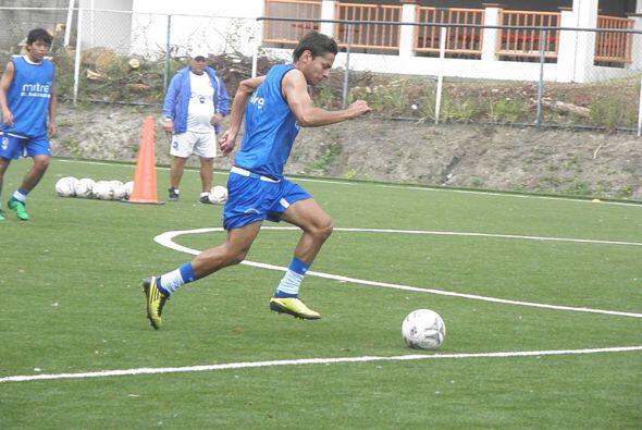 La Selección Nacional de El Salvador prepara sus amistosos de fin...