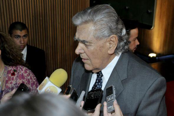 Eric del Castillo competirá para ser el Mejor Actor de Reparto de Premio...