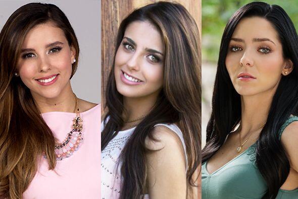 Bellas, talentosas y sobre todo jóvenes, te presentamos las actrices que...