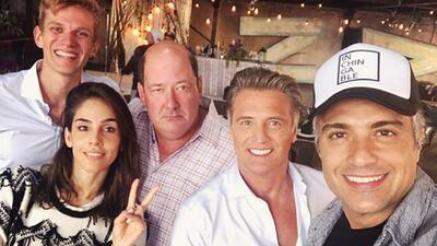 Jaime Camil sacará su lado más loco en una nueva película junto a Brooke Shields y Sandra Echeverría