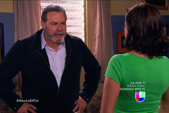 Estaba muy equivocado don Paco, su sobrina Irma es una verdadera víbora....