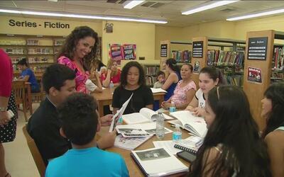 Niños hispanos en Nueva York publican un libro con impactantes relatos d...