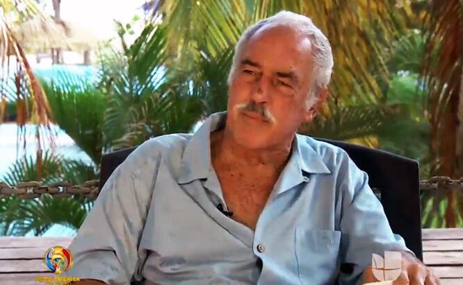 Andrés García reveló cómo la milagrosa 'bombita' salvó su vida sexual