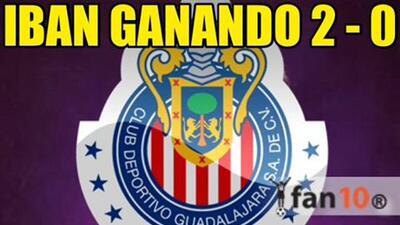 Gignac provocó la 'cruzazuleada' de Chivas y los memes reventaron al Rebaño