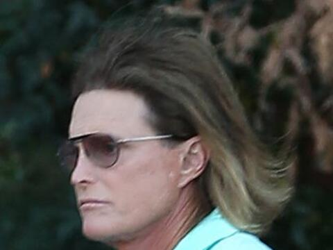 "Bruce Jenner reapareció para filmar el ""Keeping Up With The..."
