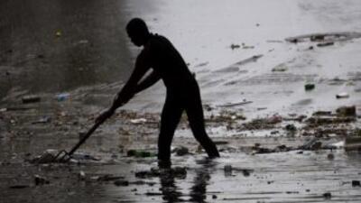 """La OMM anunció la retirada de """"Sandy"""" de la lista de nombres de ciclones..."""