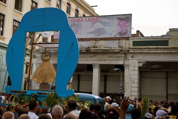 Con su llegada en 2012 a la capital cubana, se festejarán 400 años de la...