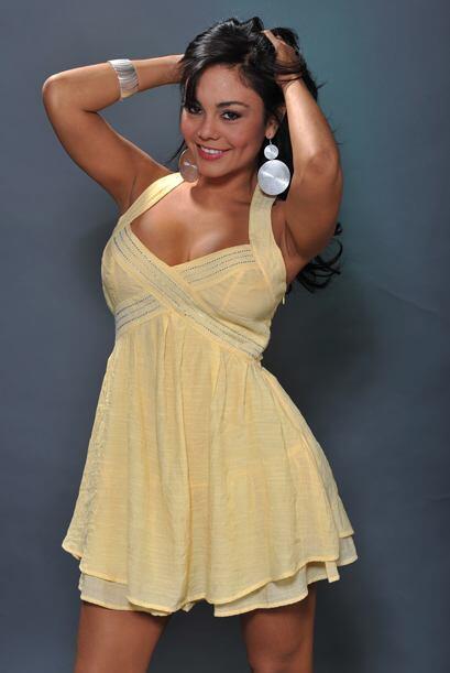 Ella viene de Colombia y se llama Luz Karime Rodríguez.