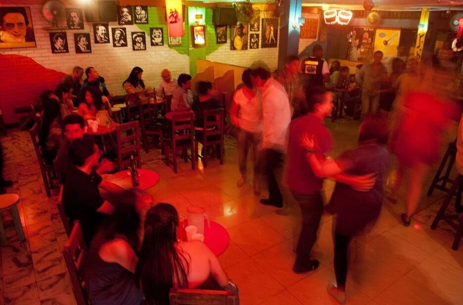 Una tarde de salsa es lo que promete el Harlem Meer Performance Festival...