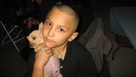 El niño Gabriel Fernánez murió en 2013 a causa de u...
