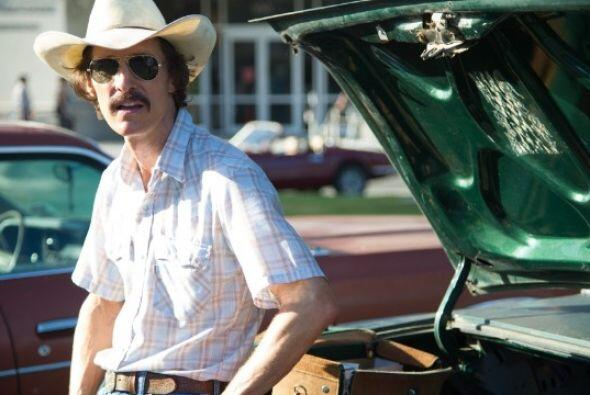 "Best actor in a motion picture, drama: Matthew McConaughey, ""Dallas Buye..."