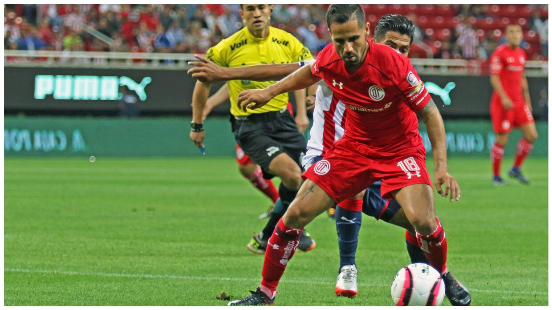 El 'Ro-Ro' disputó los 90 minutos en el Estadio Chivas.