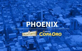 Pasaporte Copa Oro Arizona
