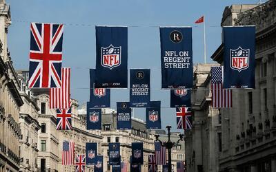 La ciudad inglesa ya se consolido como un nuevo hogar de la NFL.