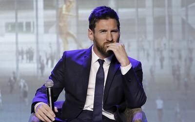 Más problemas para Messi: su Fundación dejó de declarar más de 10 millon...