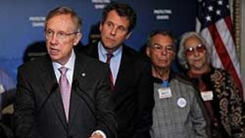 El Senado de EU inicia este jueves el debate sobre la reforma de sistema...