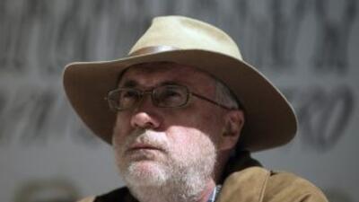 Javier Sicilia, quien fundó el Movimiento por la Paz con Justicia y Dign...