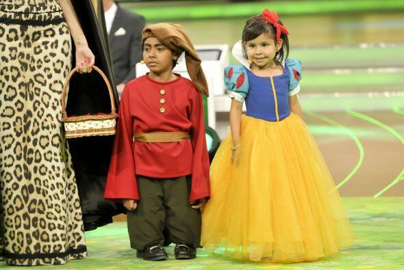 Esta vez Nazli se convirtió en una hermosa princesa, Blanca Nieves para...