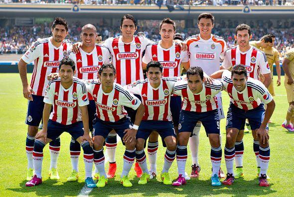 Chivas vs. Leones Negros -  Este partido a celebrarse en el Omnilife de...