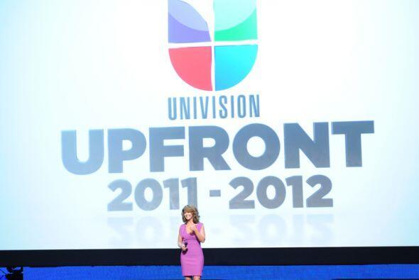 El Upfront o nueva programación de Univision, contenía las sorpresas de...