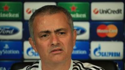 José Mourinho siempre da que hablar, a veces para bien, a veces para mal...