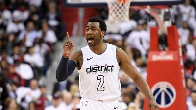 Los Wizards logran su primer triunfo en la serie ante Raptors