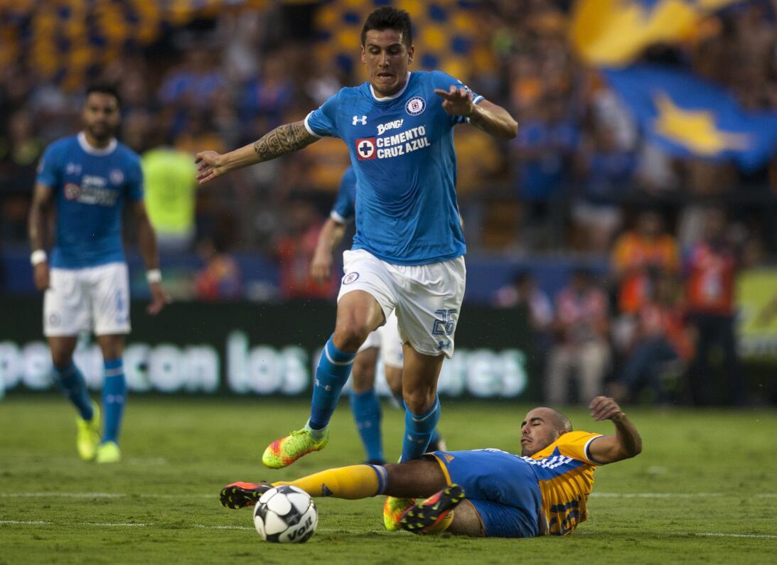 Chile irá a la Confederaciones con mayoría de la Liga MX GettyImages-610...